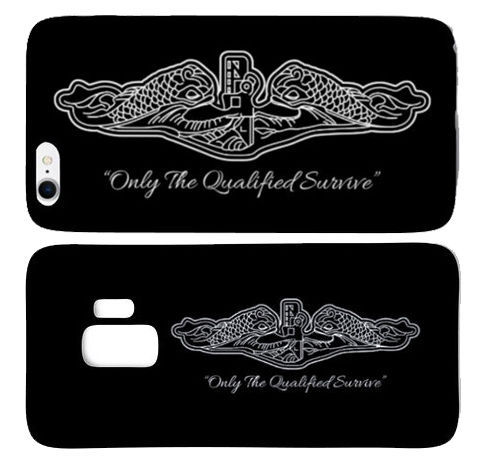 United States Submarine Service Cell Phone Case Collection