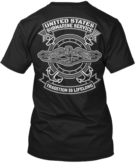 Submarine Service Tradition is Lifelong Apparel