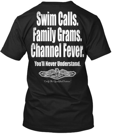 Swim Calls - Family Grams - Channel Fever Apparel