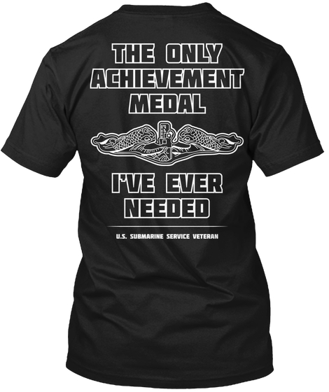 Only Achievement Medal I've Ever Needed Apparel
