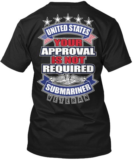 Your Approval Is Not Required T-Shirt